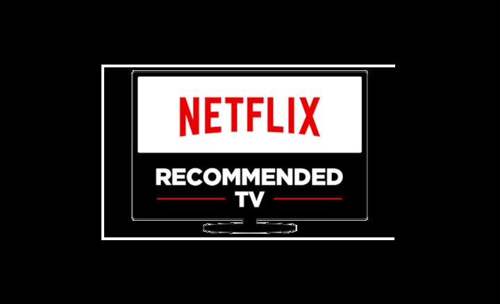 Televizor doporučený službou Netflix