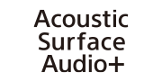 Logo technologie Acoustic Surface