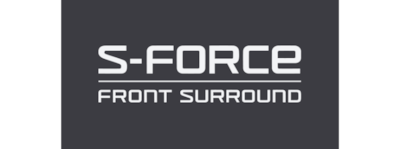 Technologie S-Force Front Surround