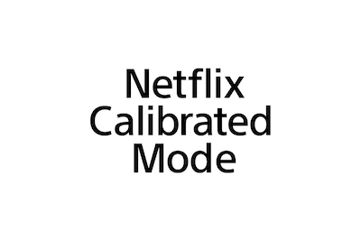 Režim Netflix Calibrated Mode