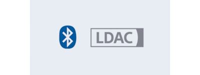 Logo Bluetooth® s technologií LDAC