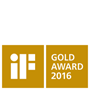 Ocenění IF Gold Award 2016