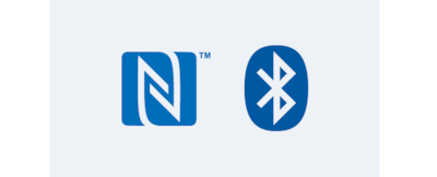 Technologie NFC a Bluetooth®
