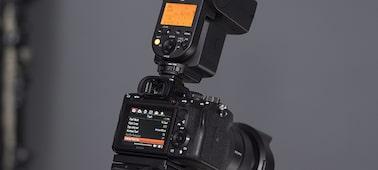 Obrázek modelu Alpha 7 III s 35mm senzorem typu Full-Frame