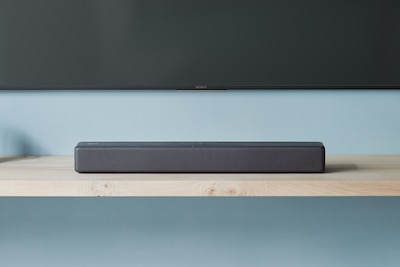 Soundbar s BLUETOOTH® od Sony na polici