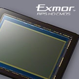 24,3MP snímač CMOS Exmor™ APS HD