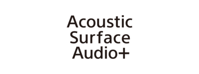 Logo technologie Acoustic Surface Pro