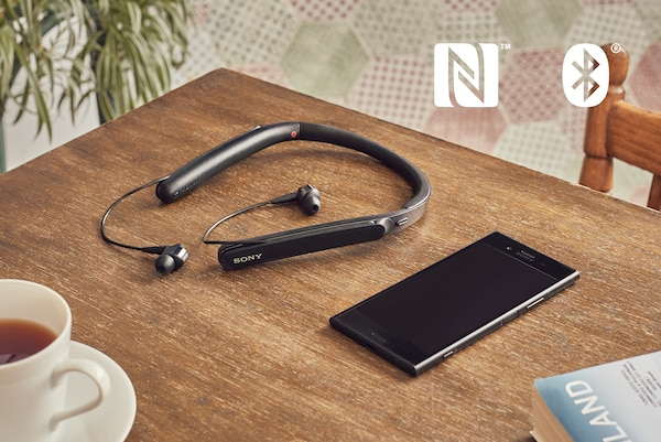 WI-1000X NFC a BLUETOOTH ®