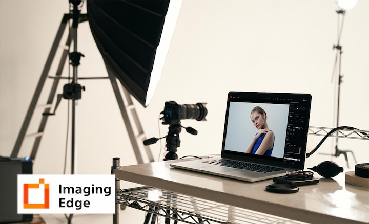 Funkce aplikace Imaging Edge™ Remote, Viewer a Edit